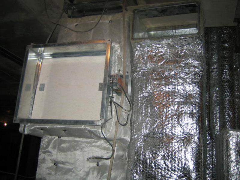 Огнеупорный материал для воздуховодов калужское шоссе